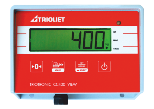 Trioliet Feed App - Cab Control weighing systems,  touch screen smartphone